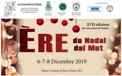 Vivilavalle – Gli appuntamenti del 7 dicembre 2019