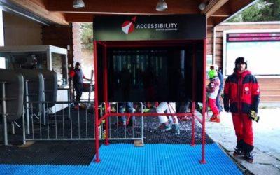 Posti auto e Neveplast: Pontedilegno-Tonale rende più accessibili le proprie piste
