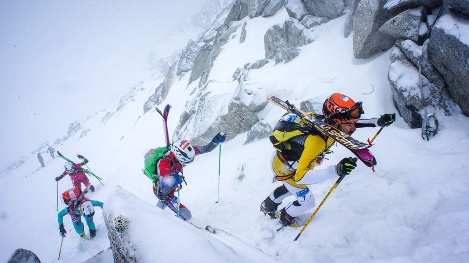 In alta Vallecamonica i Campionati Italiani assoluti di sci alpinismo