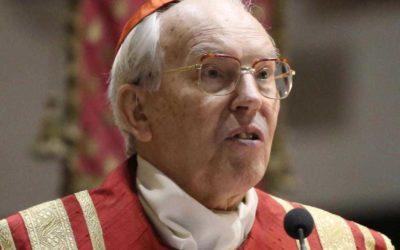 Il cardinal Re nominato Decano del collegio cardinalizio