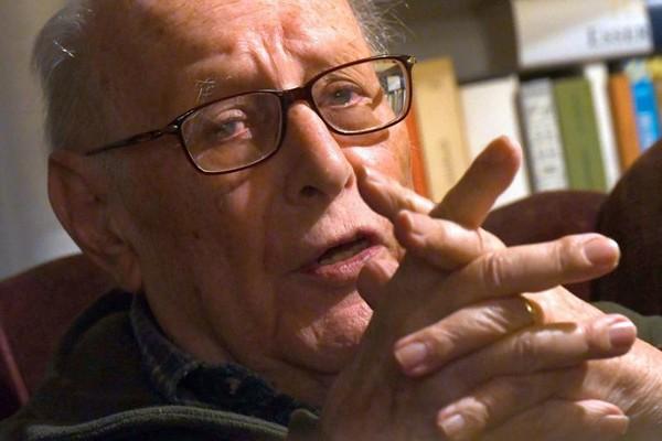 Brescia piange il filosofo Emanuele Severino
