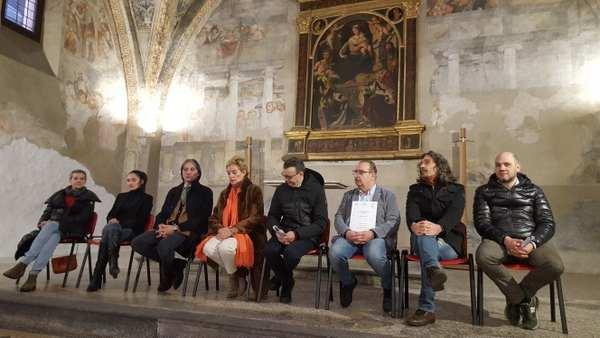 Breno. I dipinti del Romanino in Sant'Antonio sono salvi