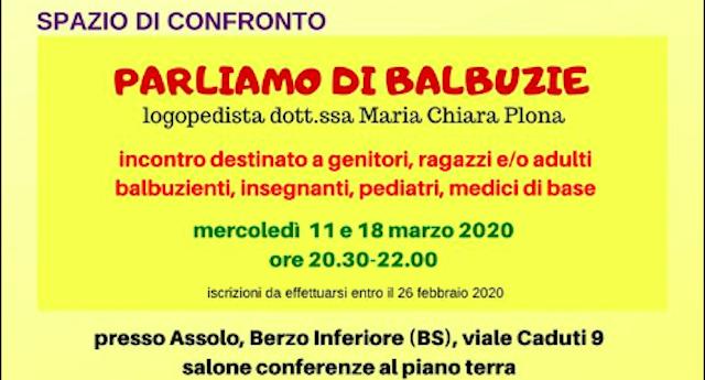 Vivilavalle – Gli appuntamenti del 26 febbraio 2020