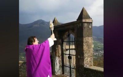 La storia si ripete: Monte Isola e tutto il Sebino si rivolgono alla Madonna della Ceriola