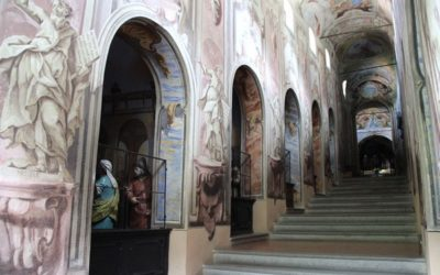 Cerveno, un milione di euro per il Santuario della Via Crucis