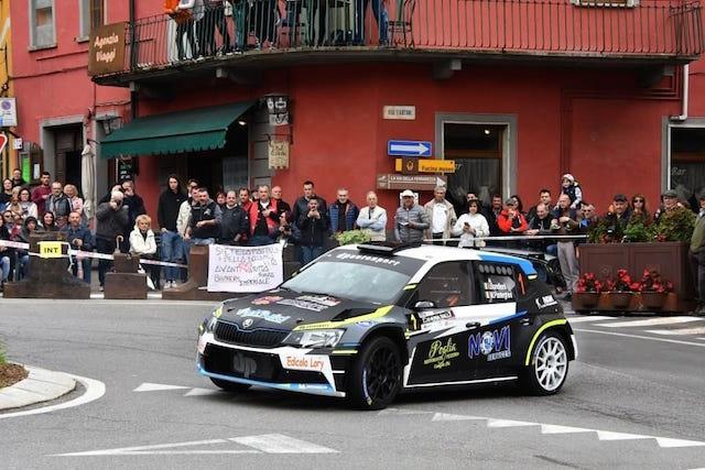 Camunia Rally da record: 120 iscritti per la settima edizione