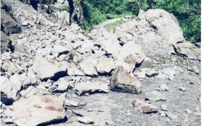 Piogge e dissesti: una frana a Gianico, due collegamenti interrotti in Valsaviore e sul Sebino