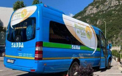 Borno, con il bus navetta si punta sulla sostenibilità