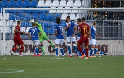 Brescia-Roma, un'altra sconfitta al Rigamonti per le Rondinelle
