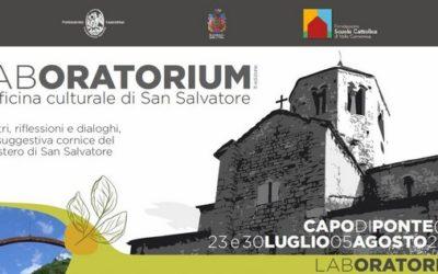 Capo di Ponte, il Monastero torna ad ospitare LabOratorium con tre serate dedicate alla cura della Terra