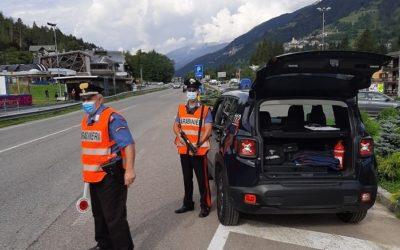 Ferragosto, sarà un weekend di controlli da parte del Comando provinciale dei carabinieri