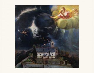 Lucia Miller-Lampi sulla pianura