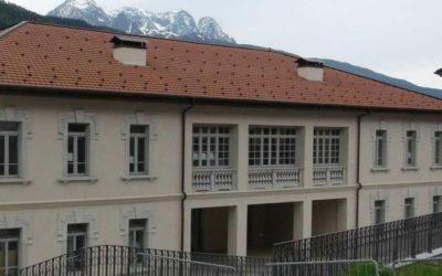 Ponte di Legno, la biblioteca ha traslocato nell'ex scuola Regina Elena