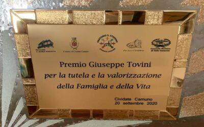 Premio Giuseppe Tovini ad Associazione Dieci, Centro antiviolenza Donne e diritti ed Elsa Belotti
