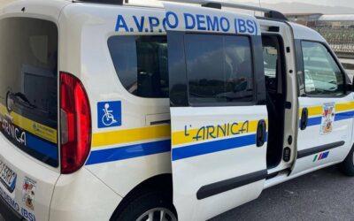 Fondi regionali per i gruppi di Protezione civile in arrivo all'Aib di Sonico e all'Arnica di Berzo Demo
