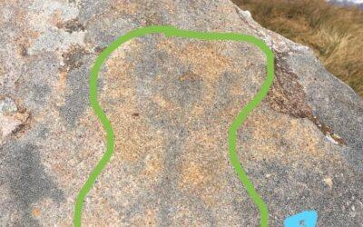 Montecampione, scoperto un masso inciso nell'età del Bronzo
