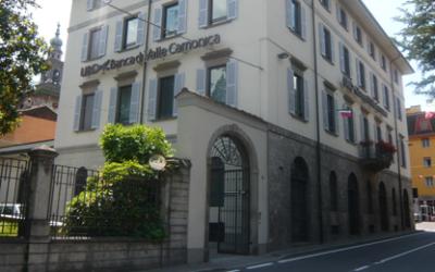 Filiali ex Ubi Banca a Bper Banca: cessione anche della storica sede di Breno
