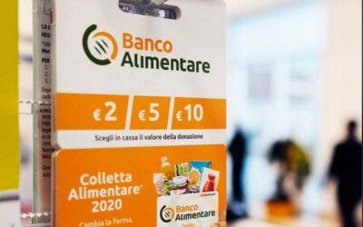 """Banco Alimentare, quest'anno la Colletta si fa con le """"card"""""""