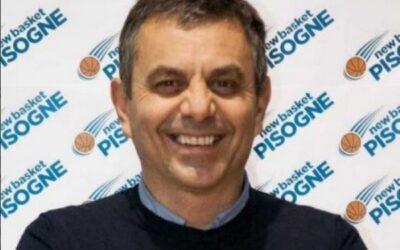 New Basket Pisogne, addio a Sandro Belleri