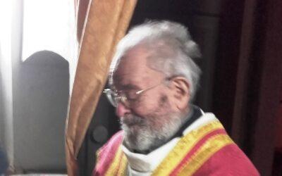 Addio a don Gianni Martenzini: fu parroco di Novelle per 26 anni