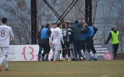 Calcio, prima vittoria stagionale per il Breno: 3 reti contro il Villa Valle