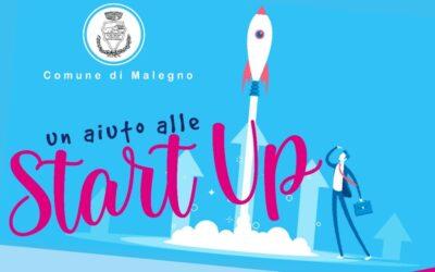 A Malegno sostegni economici a piccole imprese e start up innovative