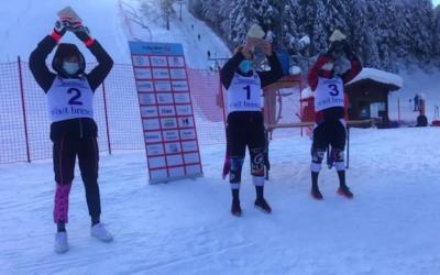 Trofeo Rotrans, in Val Palot Ragazzi ed Allievi hanno gareggiato in sicurezza