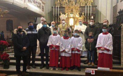 Il Vescovo celebra una messa a Ponte di Legno ed esprime vicinanza al comparto dello sci