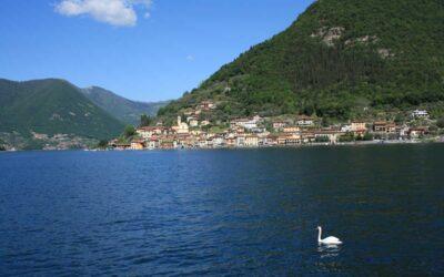 Monte Isola si collega all'acquedotto di Sulzano. Limitazioni al transito dei battelli durante i lavori