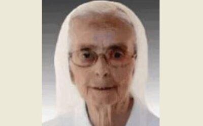 A Malegno l'ultimo saluto alla Madre Canossiana Caterina Domenighini