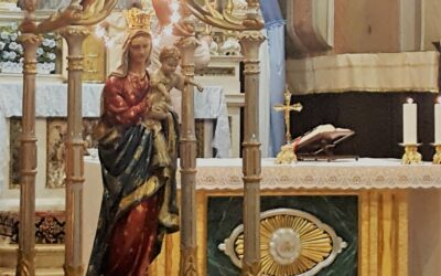 Braone festeggia la Madonna Candelora