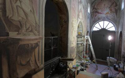 Cerveno, i segreti del restauro delle Capéle si svelano ai visitatori