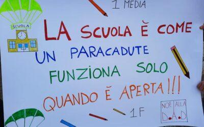 Scuola: da Roma spiragli sulla riapertura, mentre anche in Vallecamonica è forte la richiesta di tornare in presenza