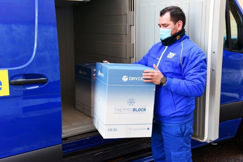 Vaccini:  8.200 dosi di Moderna in consegna agli Spedali Civili di Brescia e all'Ospedale di Esine
