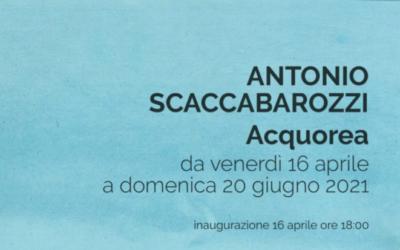 """""""Acquorea"""", la ripartenza della Fondazione l'Arsenale di Iseo con una mostra su Scaccabarozzi"""