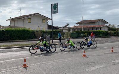 Campionati Italiani di ciclismo paralimpico: Mirco Bressanelli d'argento con l'handbike (ricordando Luciano)