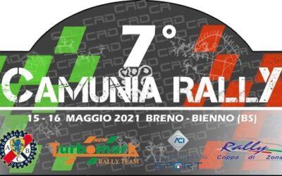 A maggio si corre il Camunia Rally: Breno sede della gara in ricordo di Sandro Farisoglio