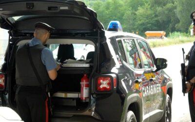 Cocaina nell'auto, due 28enni in arresto a Bienno