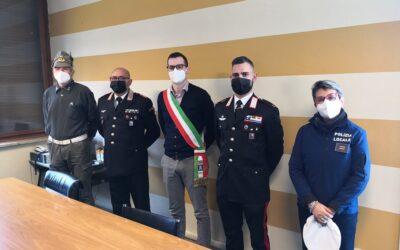 La stazione dei carabinieri di Pisogne saluta il Maresciallo Giovanni Olivieri, che va in pensione