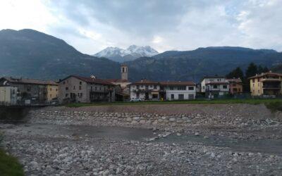 Esine, lavori conclusi: ora il torrente Grigna è più sicuro