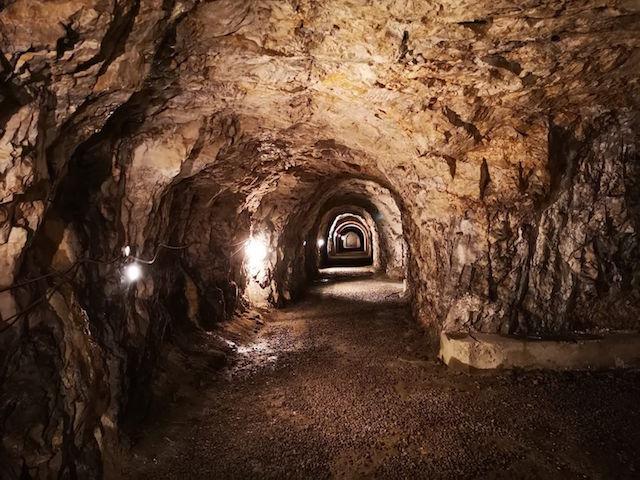 Invasioni di campo al Rifugio Antiaereo del Castello di Breno con il Cctc