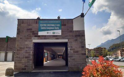Il Centro Congressi di Boario riapre ai vaccini dopo il convegno dei pediatri