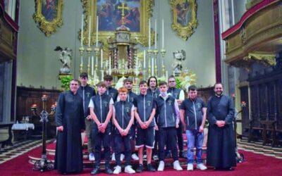 La parrocchia di Breno ha un gruppo di giovani campanari