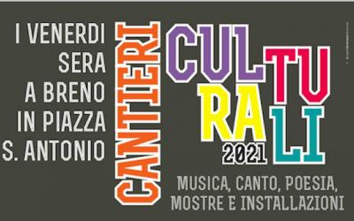"""Tornano i Cantieri Culturali di Breno: Piazza Sant'Antonio diventa un """"teatro urbano"""""""