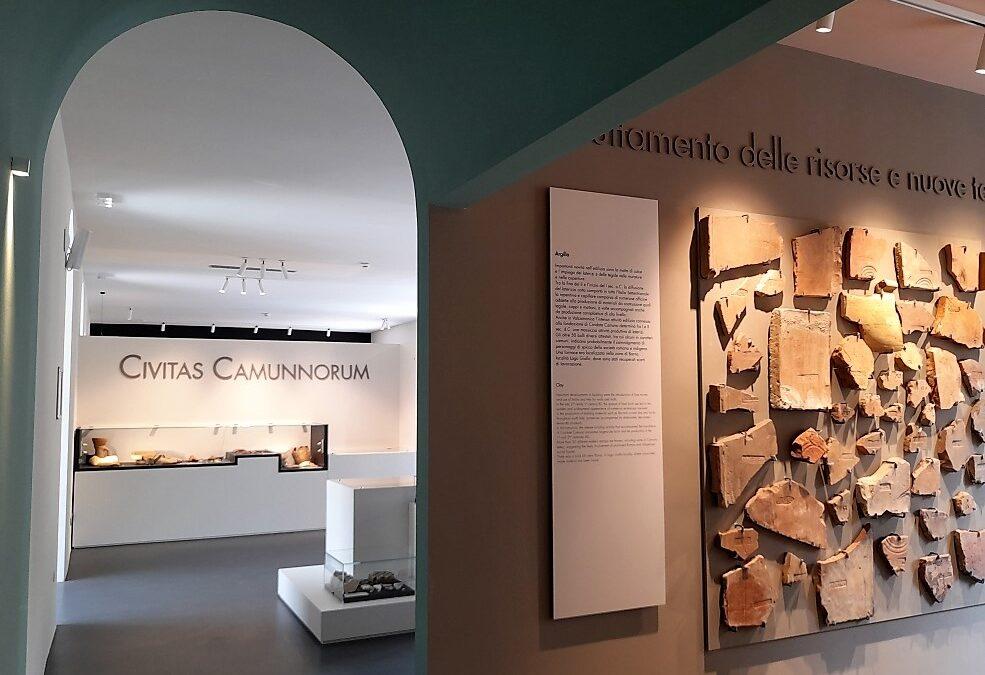 Cividate Camuno, il Museo della romanità è pronto per l'inaugurazione e l'apertura al pubblico