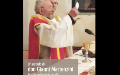 Novelle: una pubblicazione per ricordare lo storico parroco don Gianni Martenzini