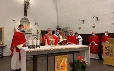 Martedì all'Eremo dei Santi Pietro e Paolo si celebrano i Patroni con la messa e un momento musicale