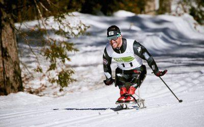Giuseppe Romele, il Miglior atleta paralimpico dell'anno punta a Pechino 2022
