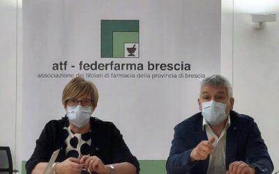 Federfarma Brescia, la camuna Mottinelli riconfermata al vertice