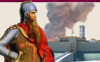 """""""Quando il Barbarossa prese Iseo""""… ma con la mascherina obbligatoria"""